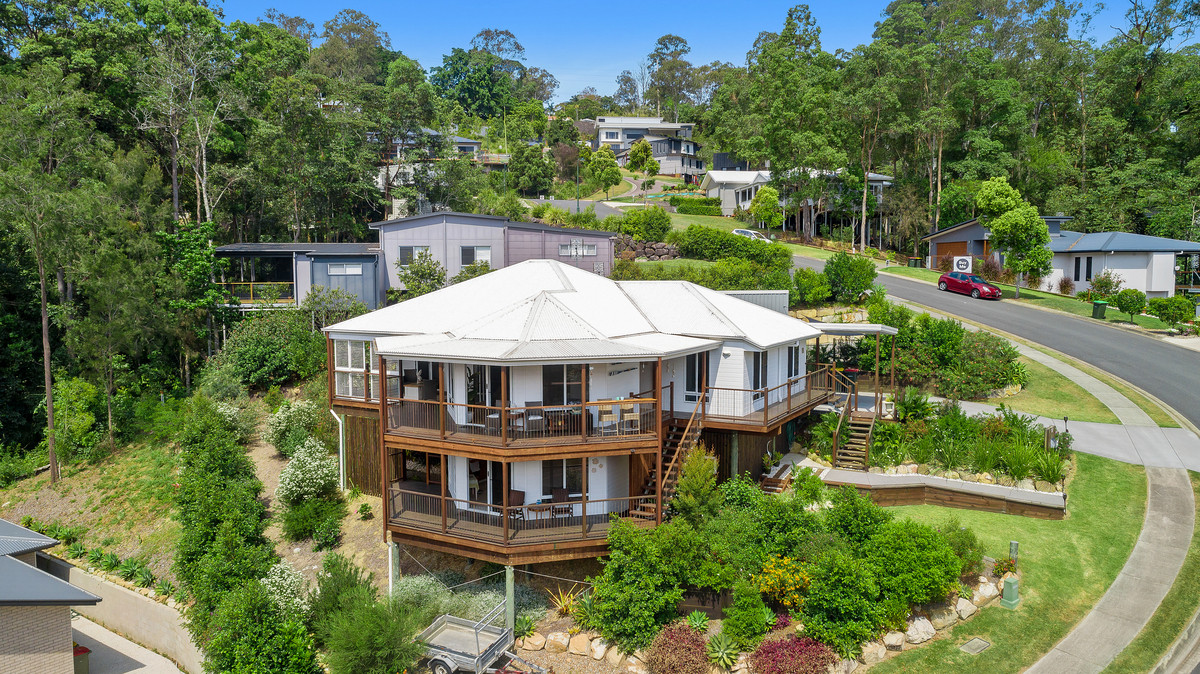 Impeccable Buderim home with dual living/home office options