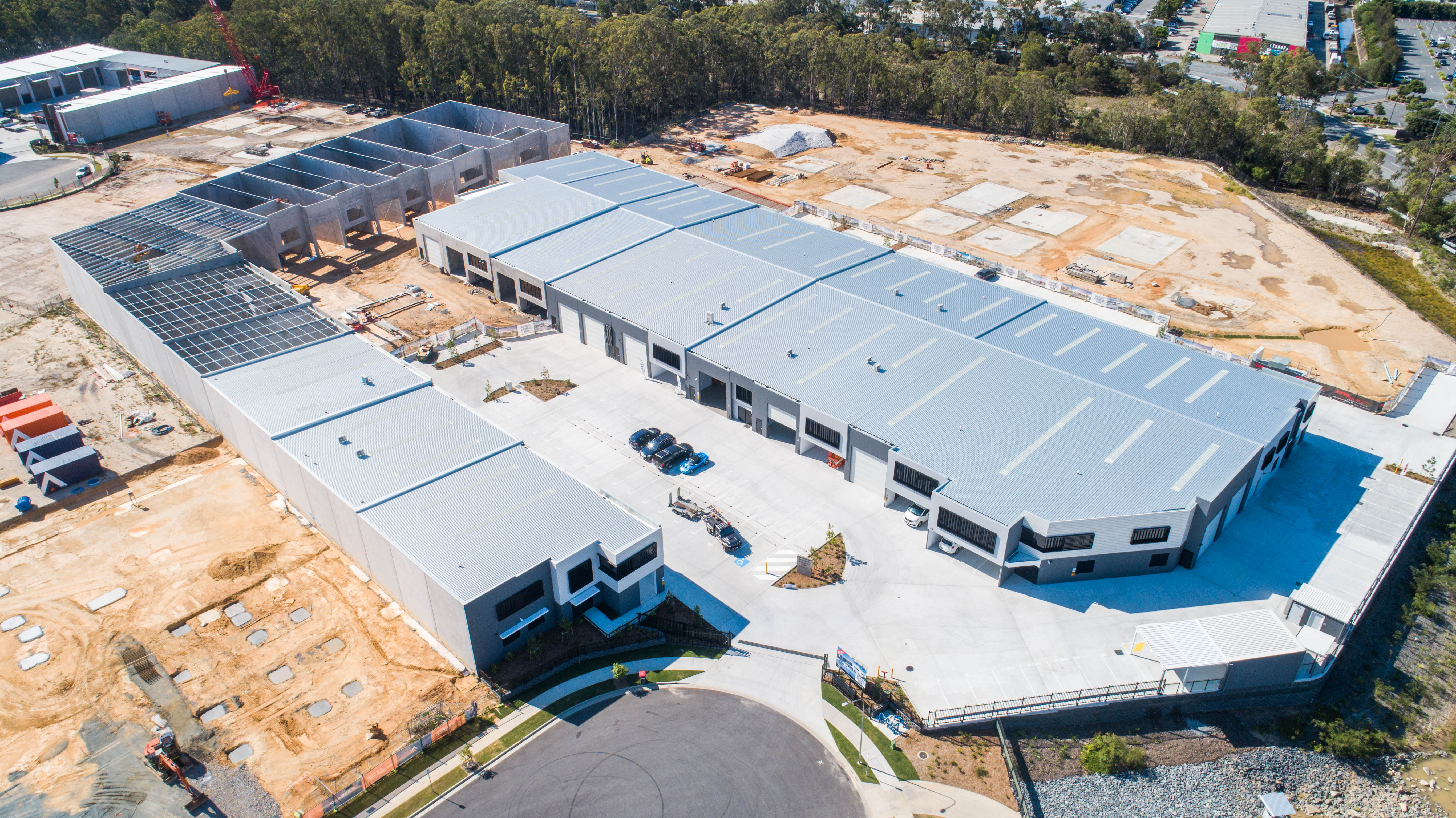 Brand New Industrial Complex – Stage 1 & 2 Now Selling!