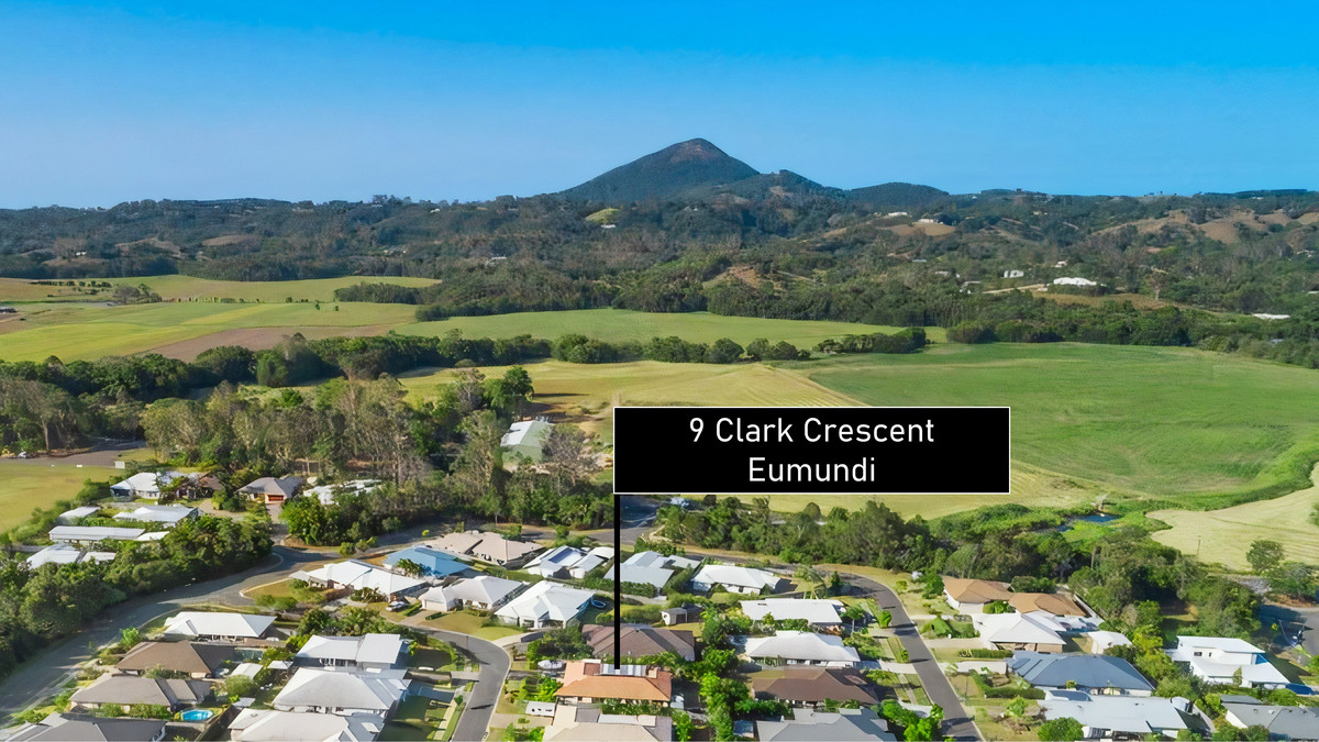 Spacious Eumundi home with room for the caravan or boat!