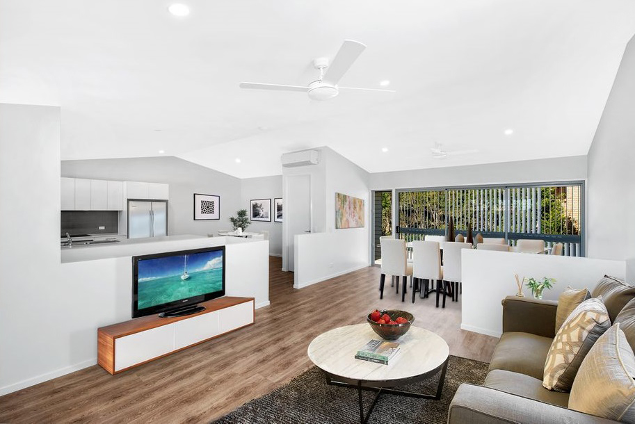 Modern chic villa in the heart of Buderim positioned for ultimate convenience