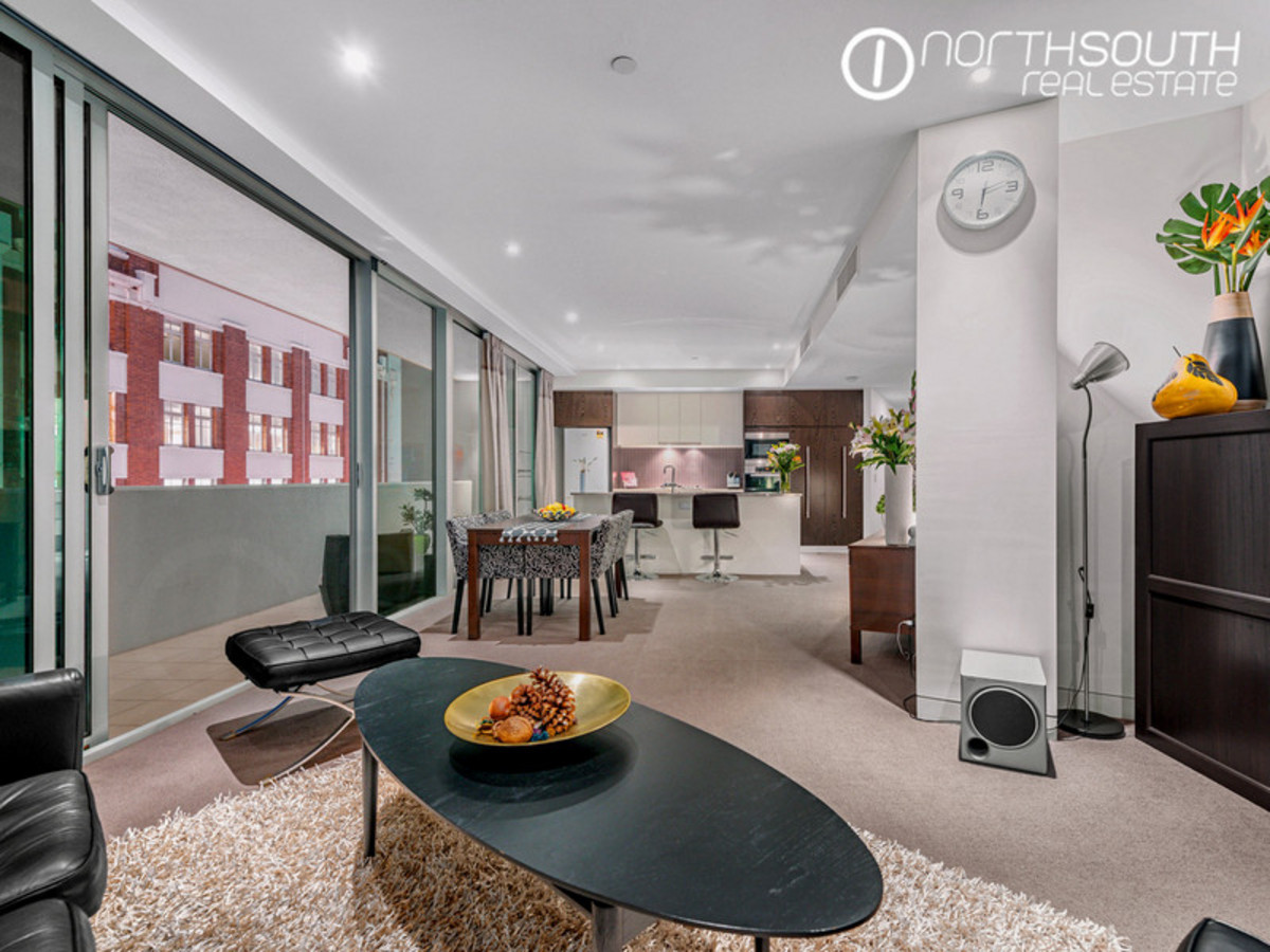 Live in one of Brisbane's Most Exclusive Buildings!
