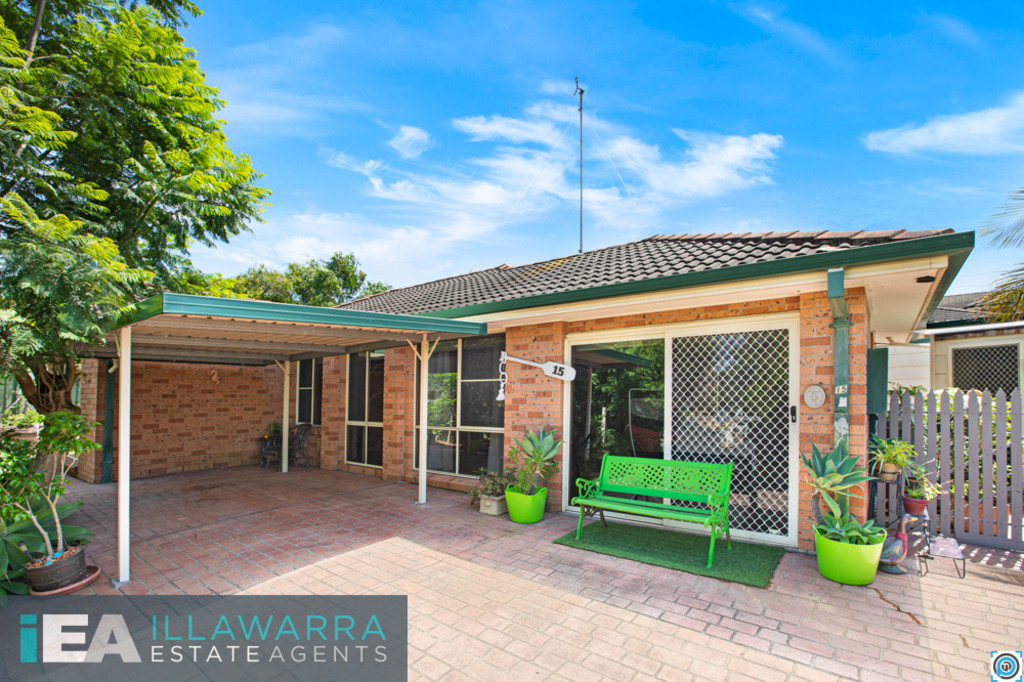 Sweet and solid home with a separate granny flat!
