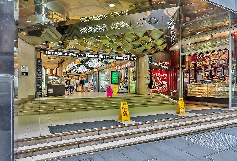Retail Shop in Busy Arcade