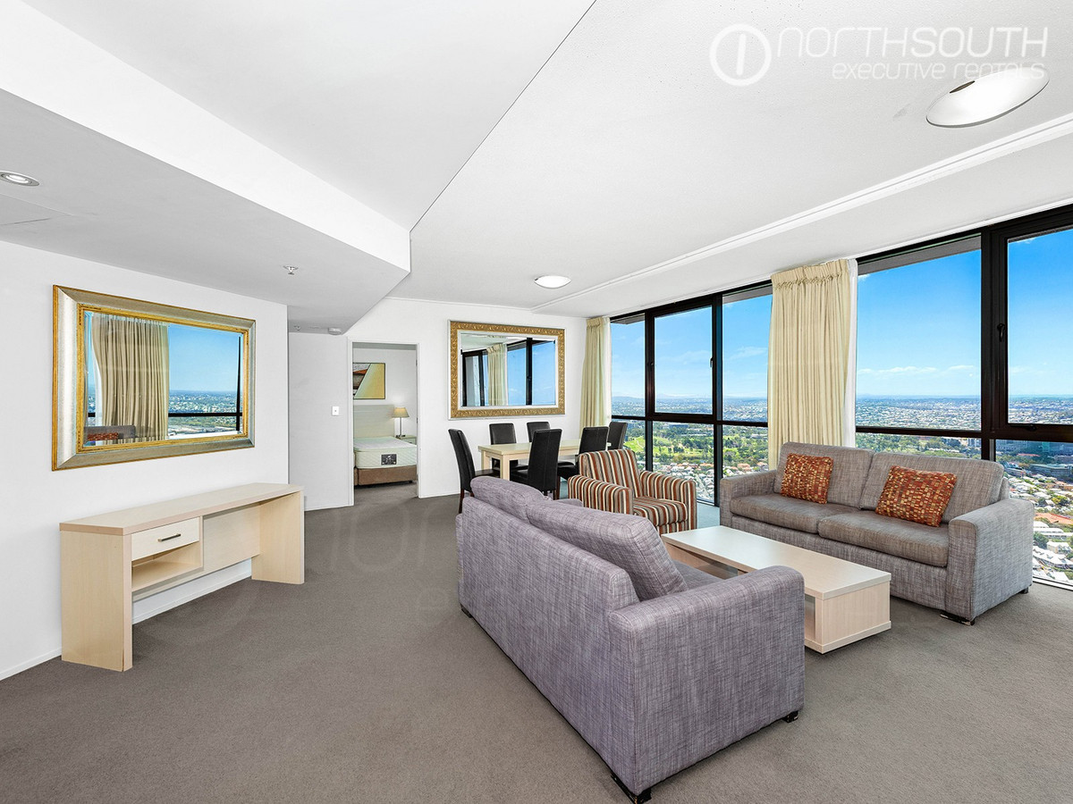 Incredible Two-Level Skyhome in The Aurora Tower