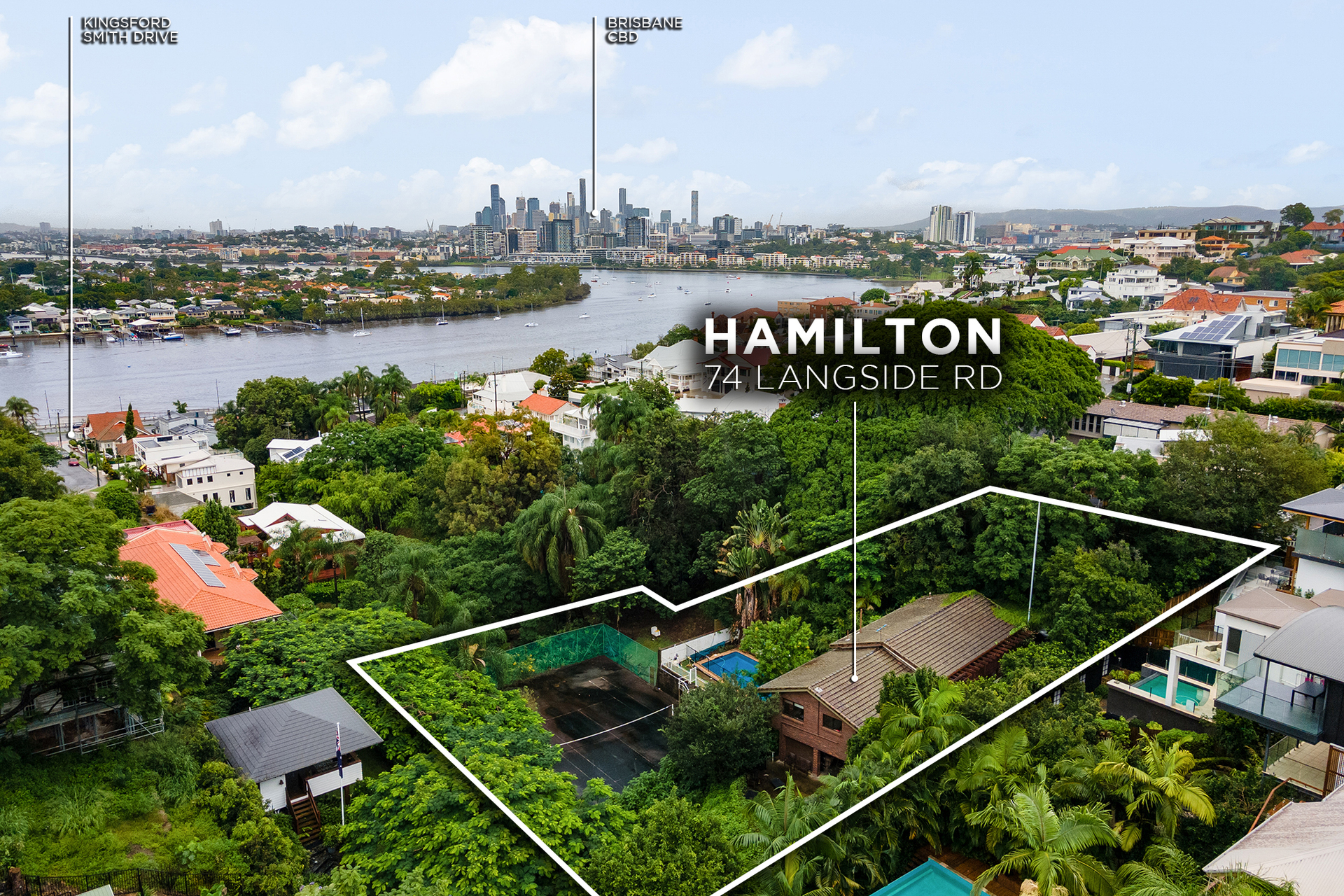 Rare and Unrivalled Property Opportunity – Build a Luxury Masterpiece on Prestigious Hamilton Hill