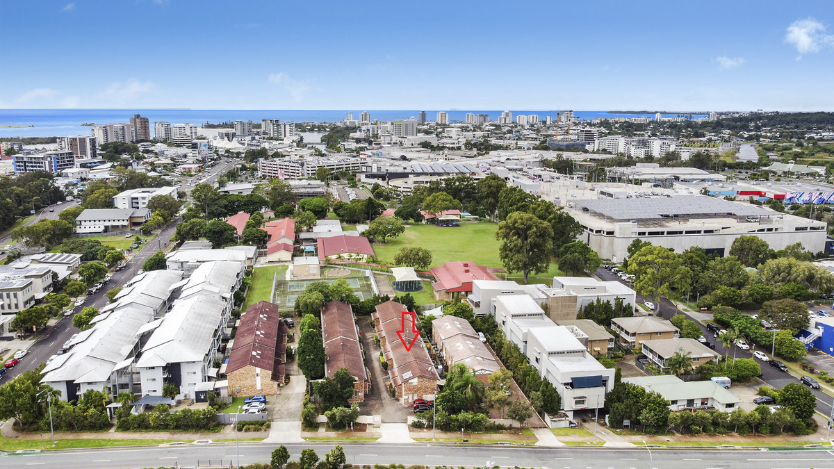 Neat and tidy townhouse in the heart of Maroochydore