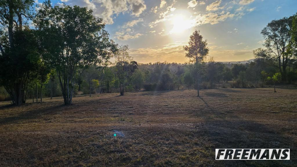 Elevated with Amazing Views – Blank Canvas Ready For Your Dream Home! – Bitumen Road – Minutes from Town