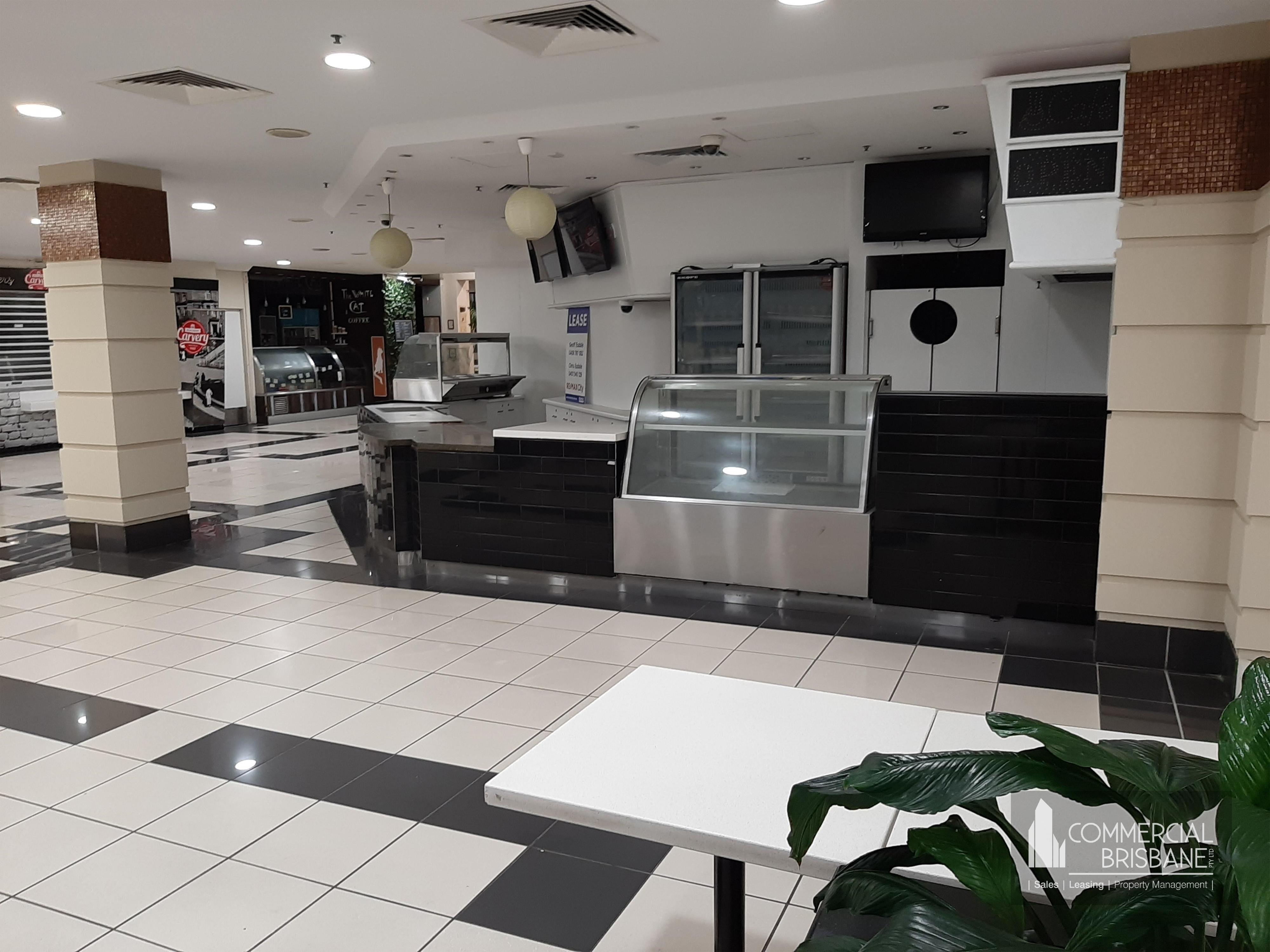 Strata Title Food Court Shop