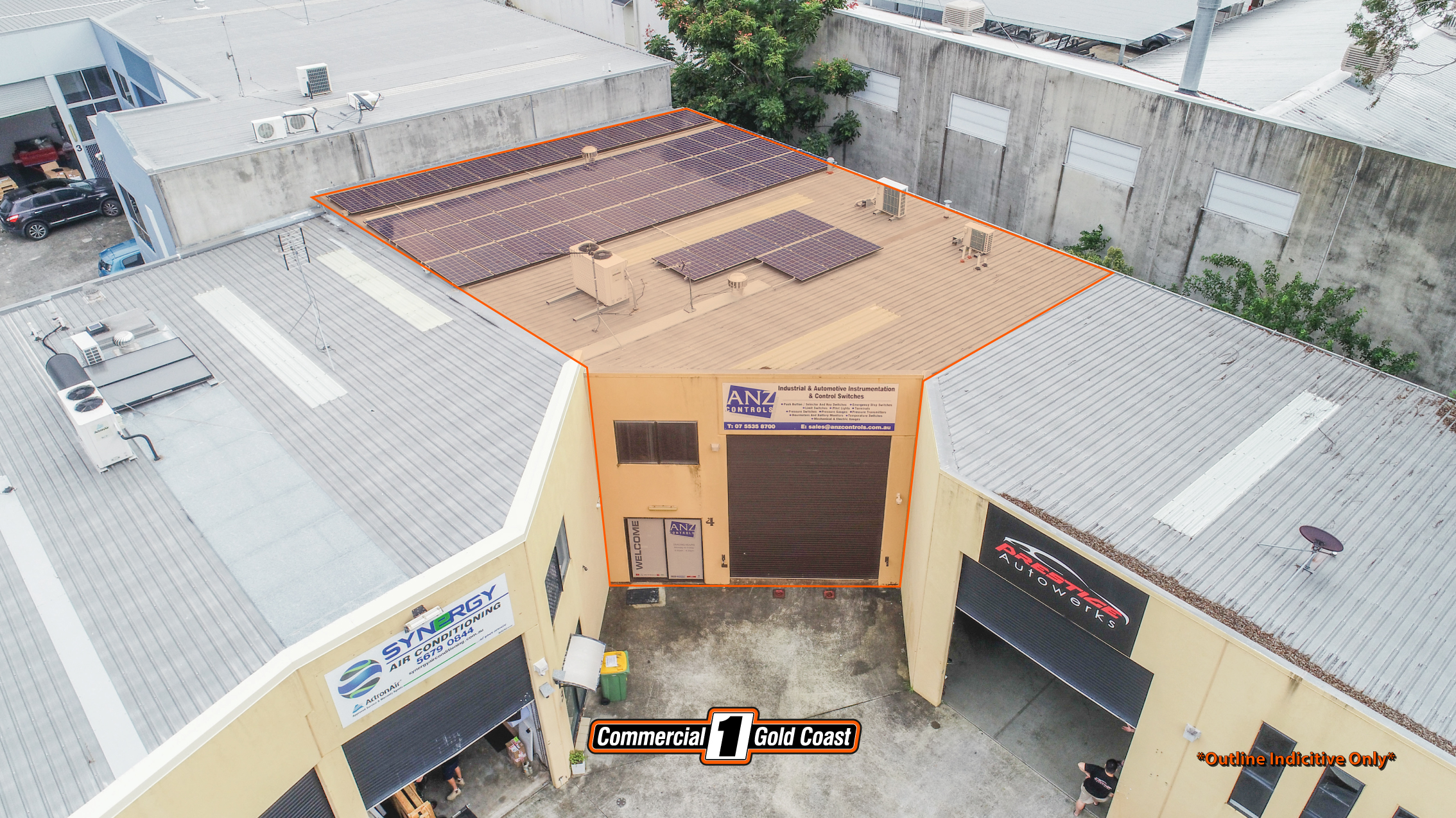 Premium Industrial Headquarters – Very Well Presented!