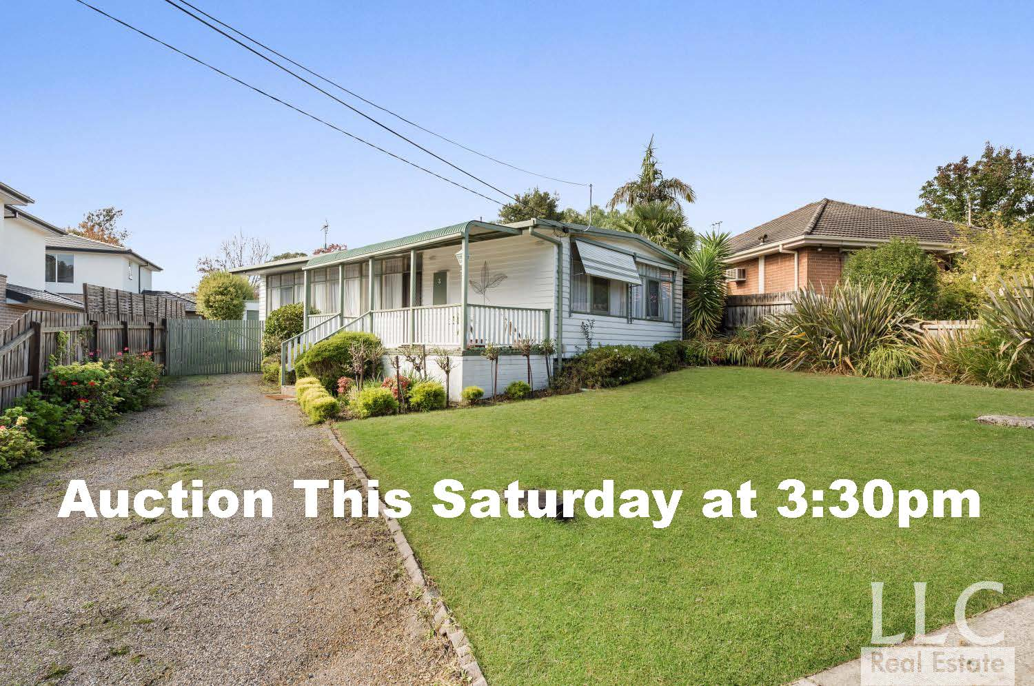 Bright and spacious single level home with development potential(STCA)