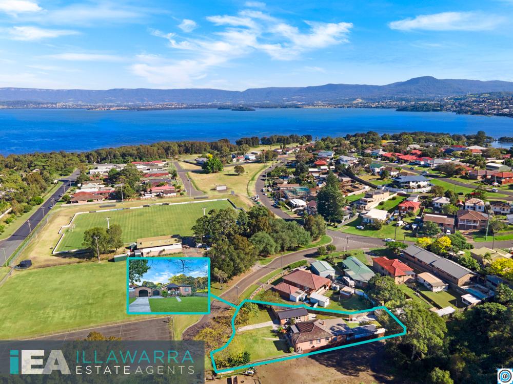 Affordable lakeside suburb property
