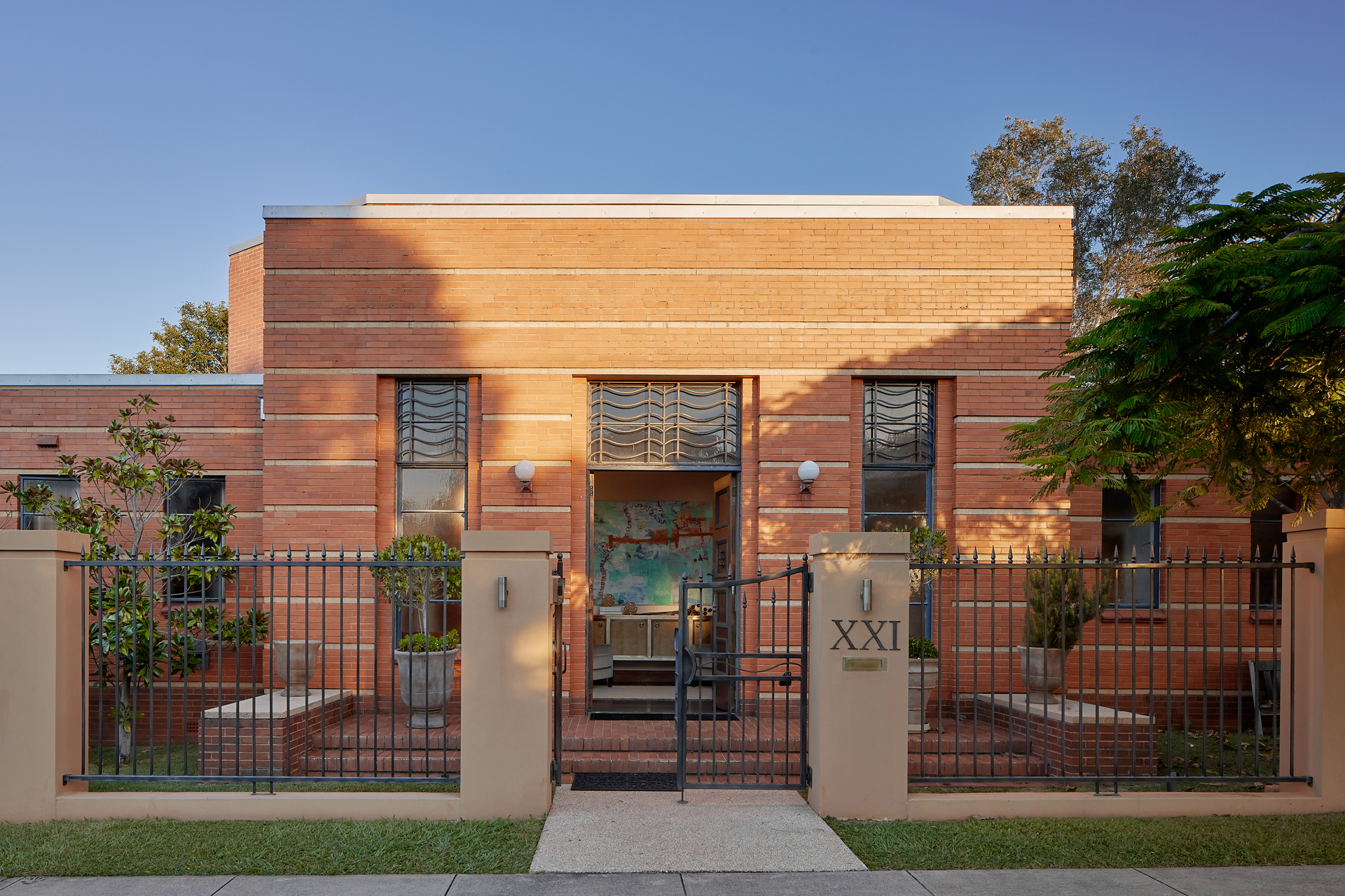 Landmark Art Deco Estate – Rare Heritage-Listed, Converted Church in Clayfield