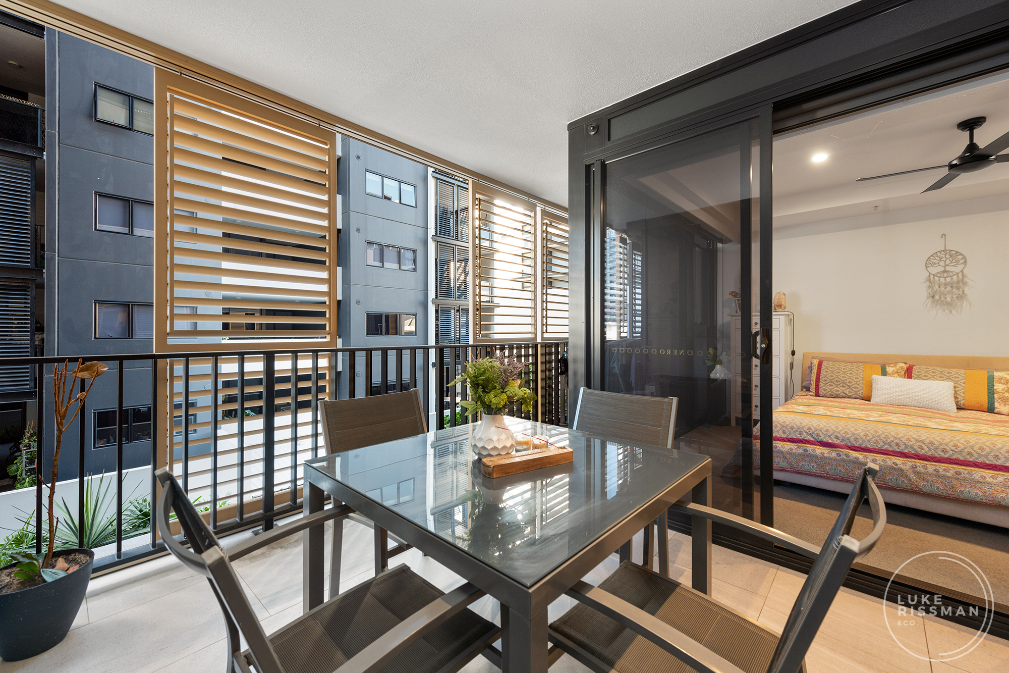 Idyllic oasis for inner city lifestyle seekers