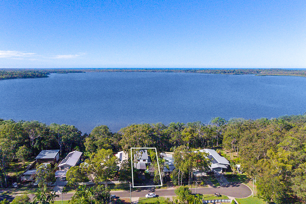 Glorious Lake Views – Under Contract