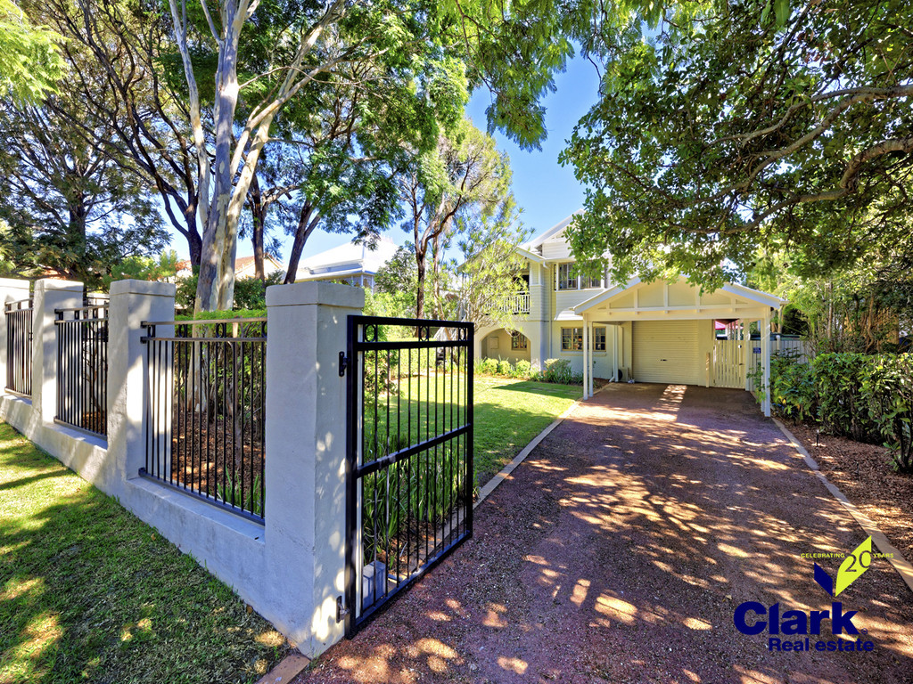 Stunning Character Home in sought after Clayfield