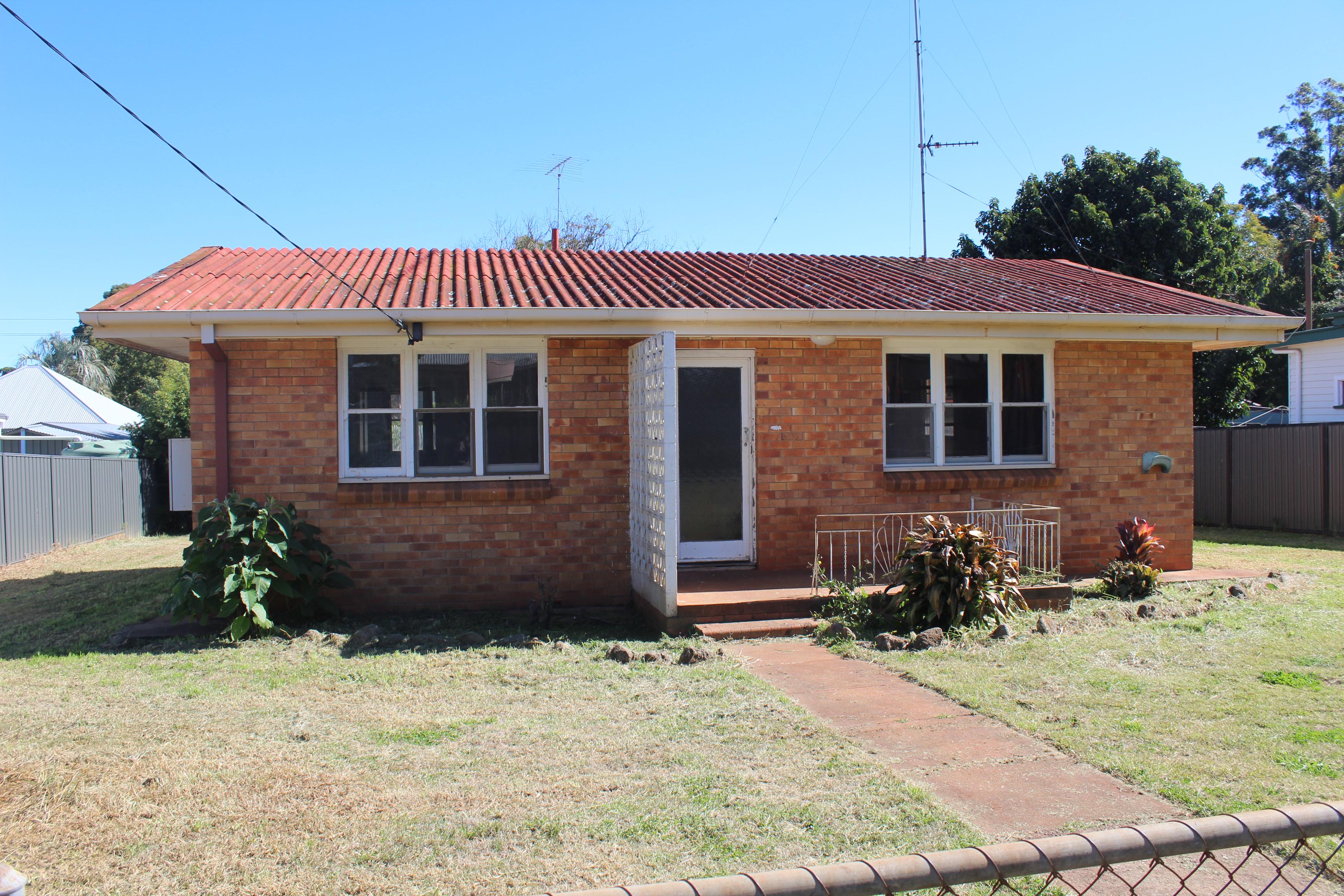 Low set brick in East Toowoomba