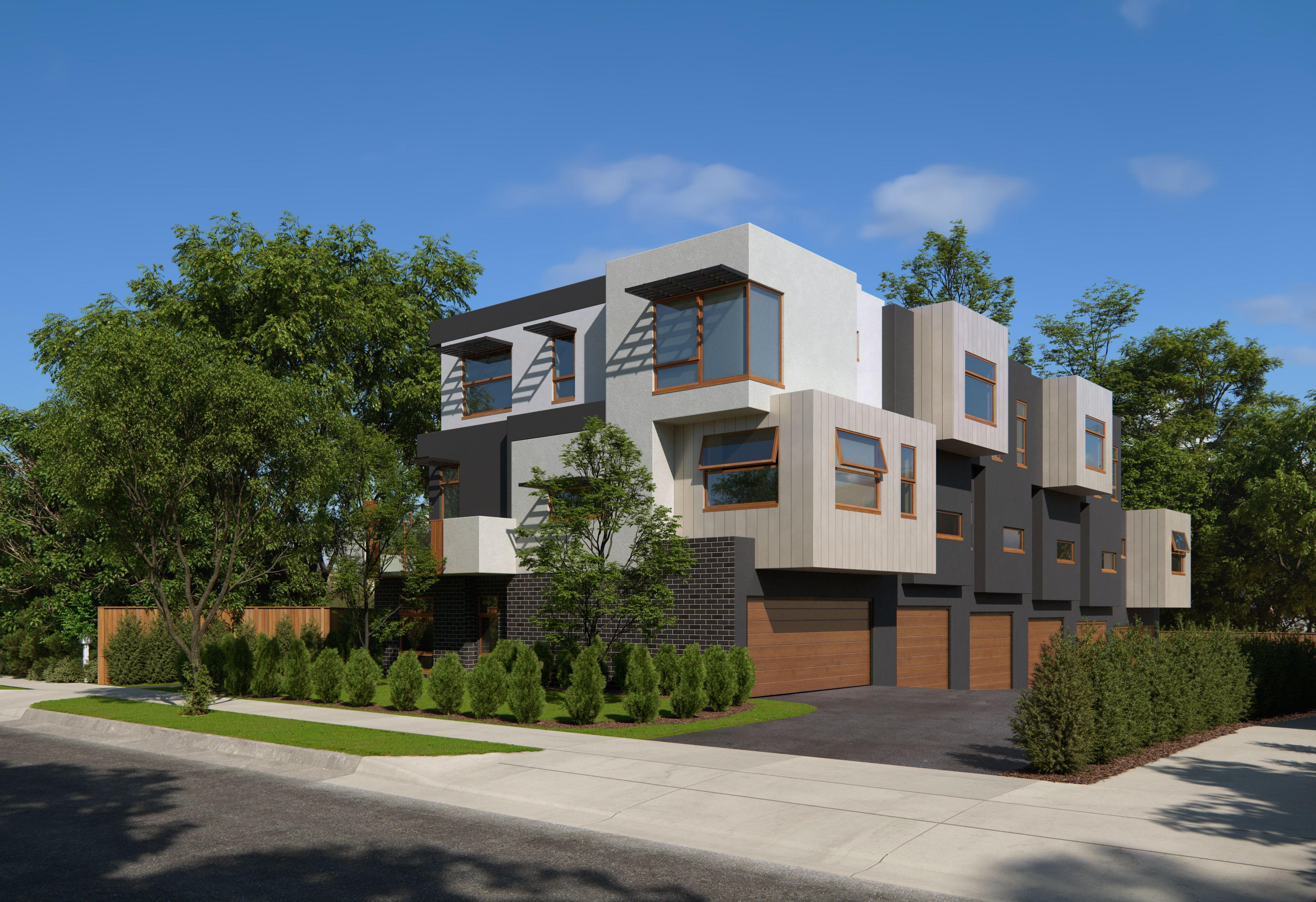 OFF THE PLAN DESIGNER QUALITY TOWNHOUSES-SUPERB OPTIONS TO CHOOSE FROM