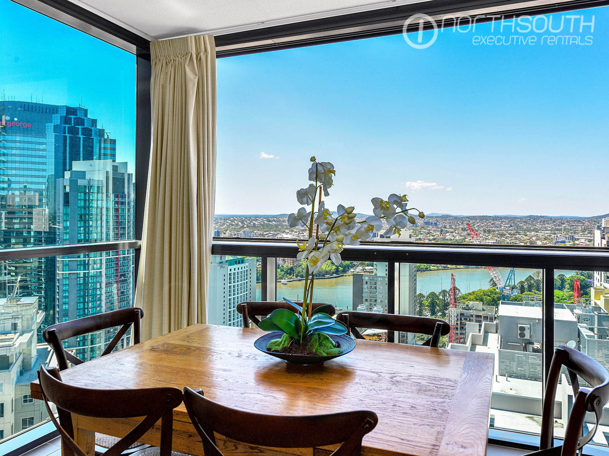 Spacious with Excellent Views Up in Charlotte Towers   Fully Furnished