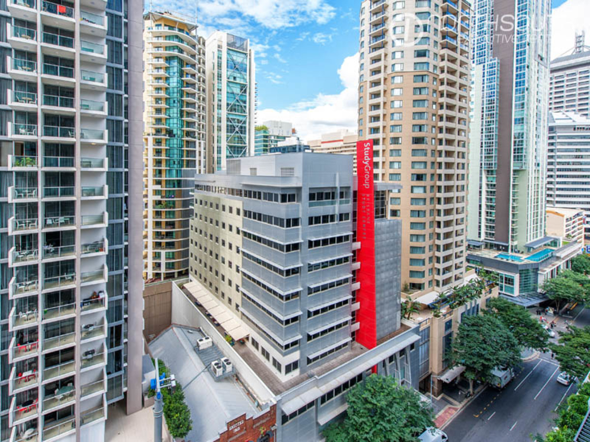CBD Living in the sought after Charlotte Towers | Furnished