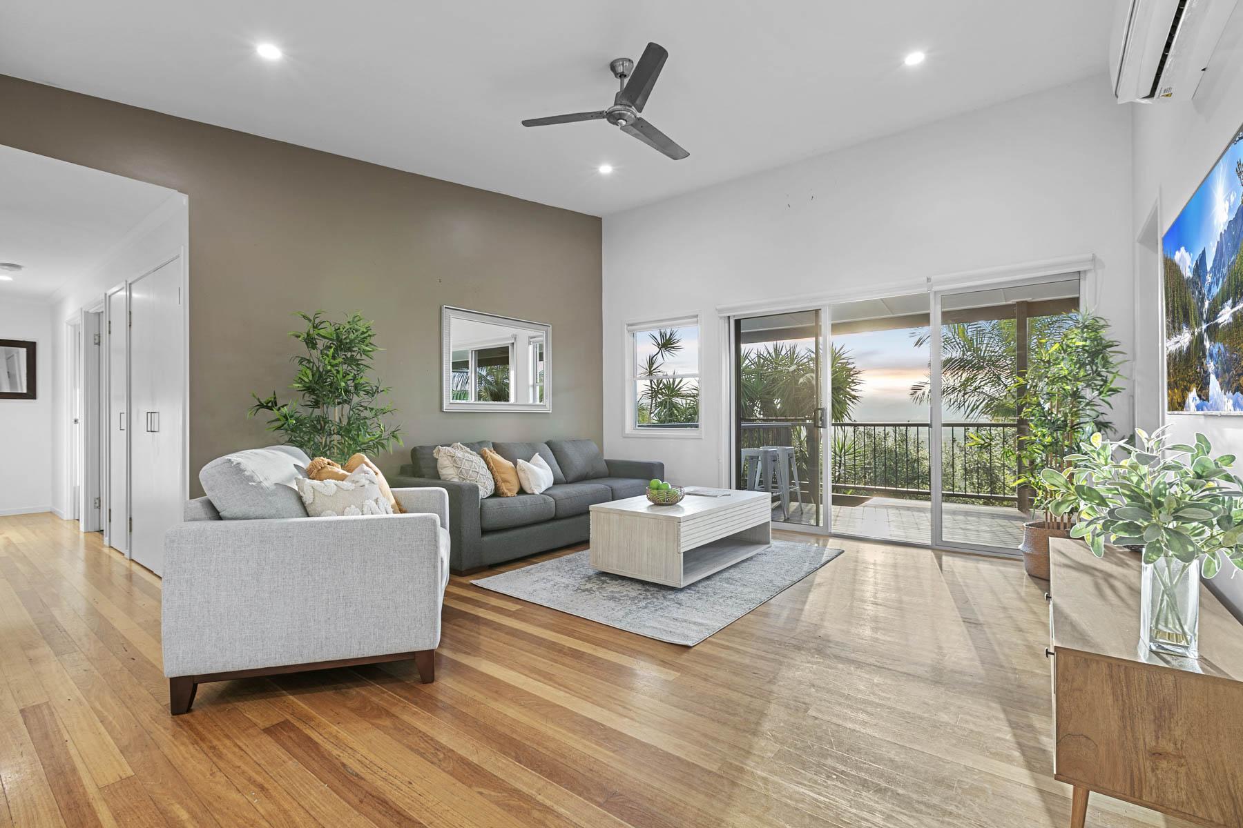 Million-dollar views await at this Coolum family home