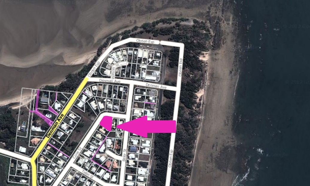 VACANT LAND IN ESTABLISHED LOCATION