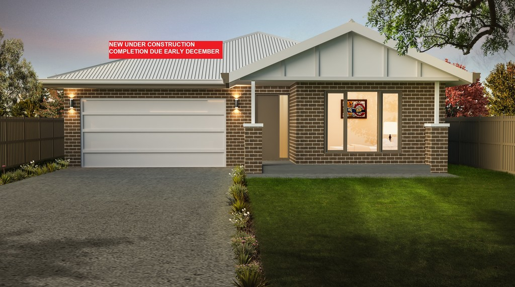Be Quick Builders Spec Home