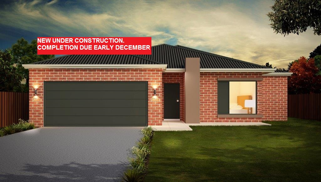 Currently Under Construction – 4 Bedrooms