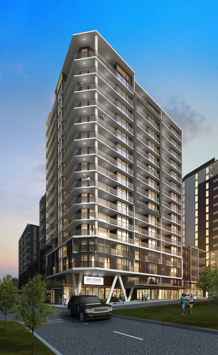 BAY GRAND LUXURY APARTMENTS – EAST TOWER STAGE TWO LAUNCHING NOW
