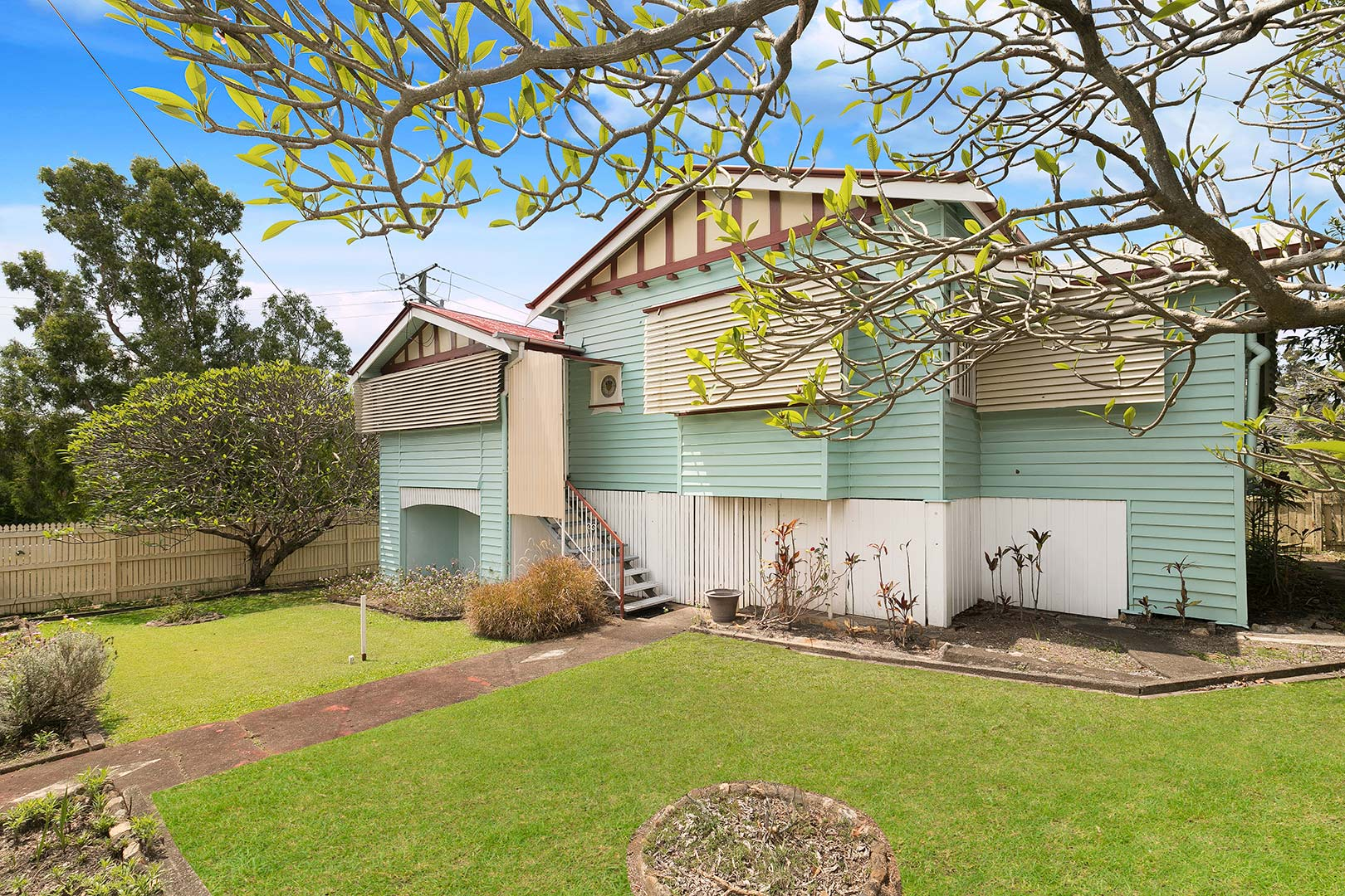 RENOVATE OR REDEVELOP IN THE GRANGE