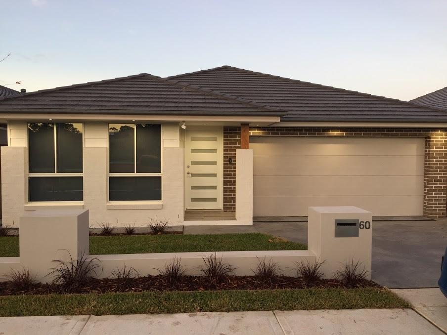 Brand New 4 Bedroom Home!