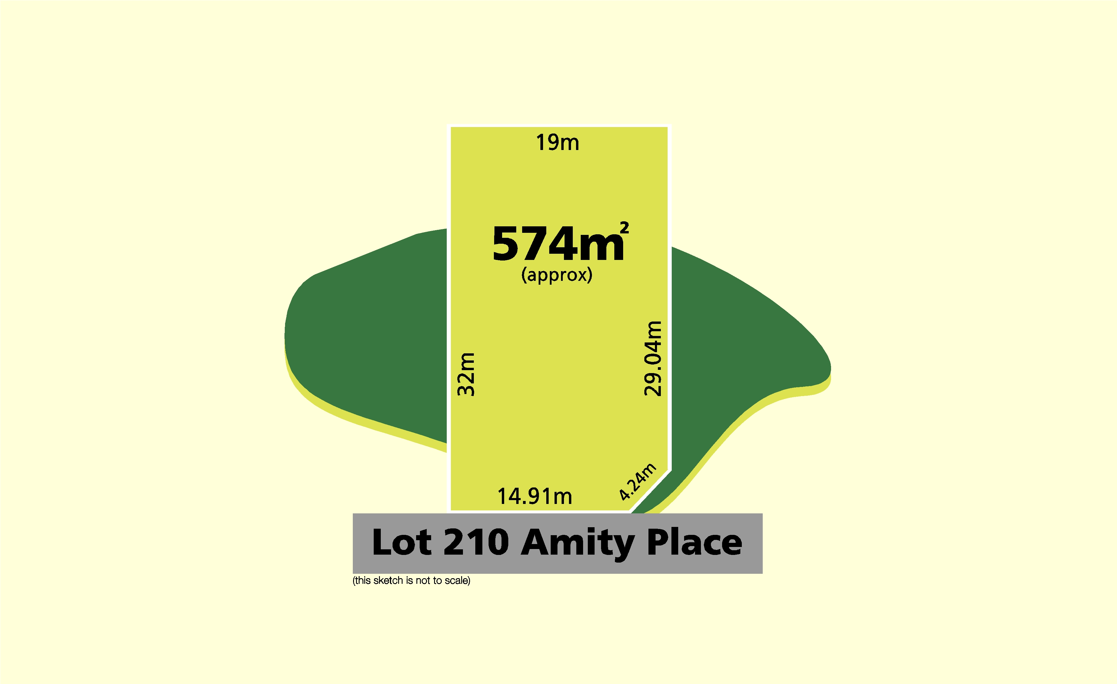 Flat Land – Titled & Ready to Build