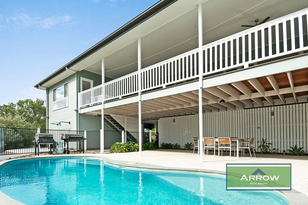 A touch of Hamptons in Woodhill