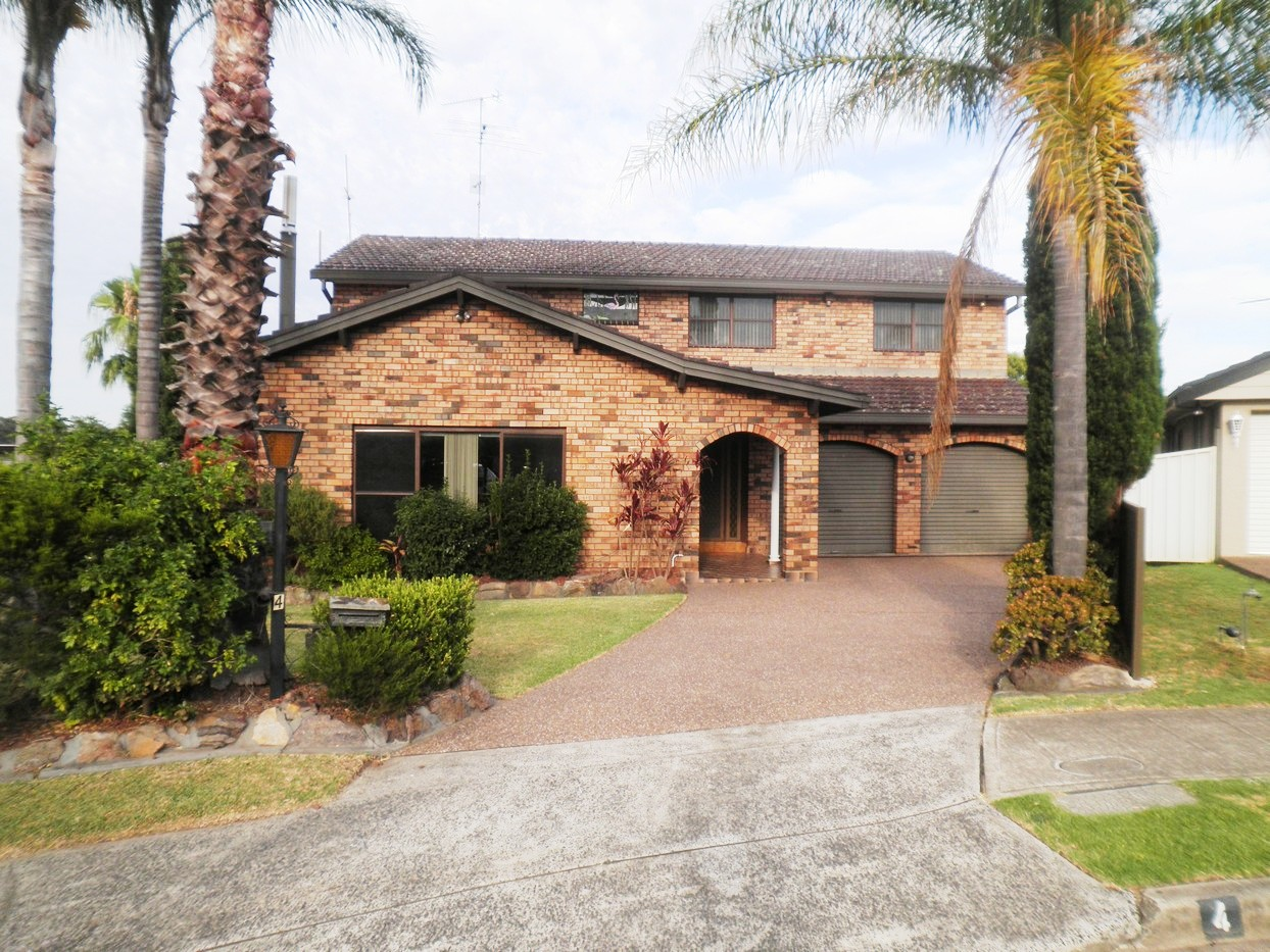 Large 4 Bedroom Home Available