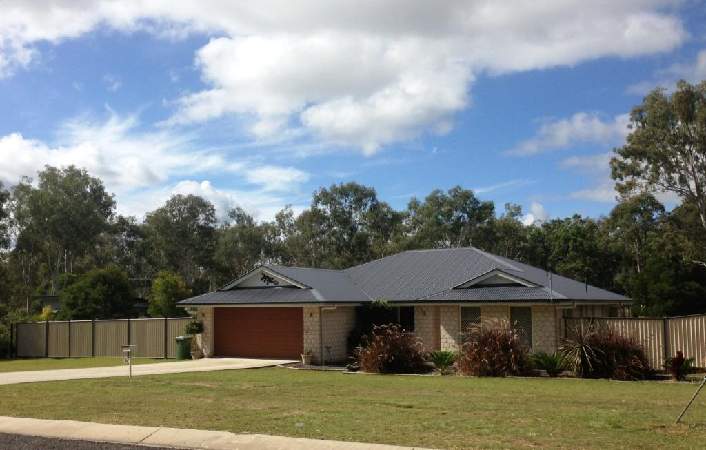 Four Bedroom Brick Home on One Acre with Media Room