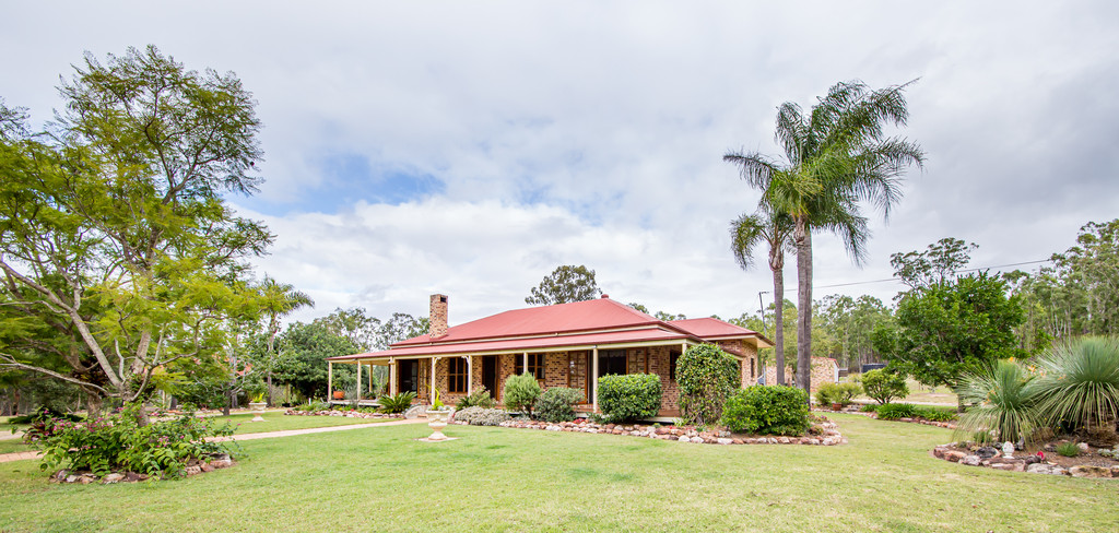 Your Own Private Sanctuary on 160 acres