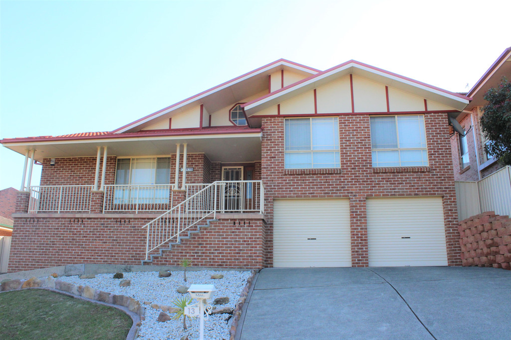 SPACIOUS FAMILY HOME – OPEN HOUSE 17/10/2018 @ 4.15pm