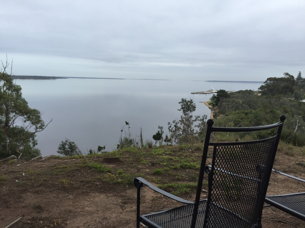 PANORAMIC VIEWS ACROSS THE LAKE