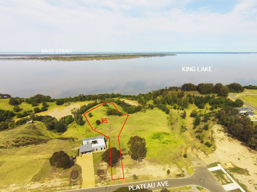 RARE OPPORTUNITY TO PURCHASE THIS HUGE BLOCK FEATURING UNINTERRUPTED WATER VIEWS