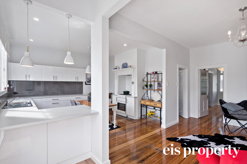 Stylishly renovated home, in highly sought after location