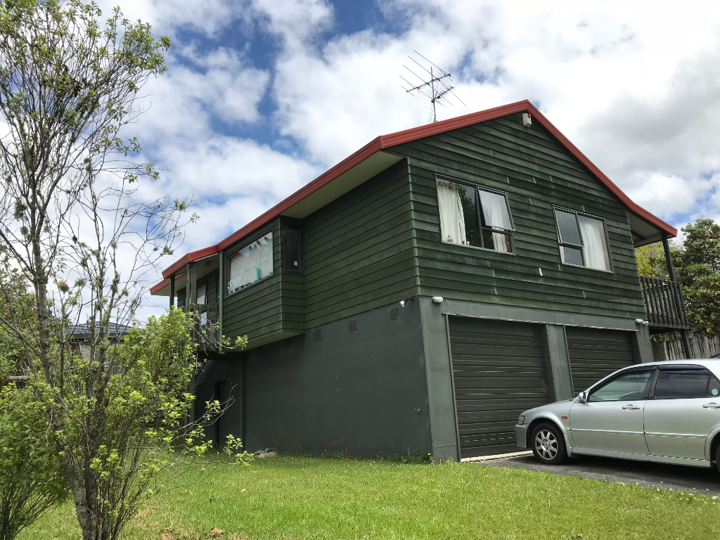 Three bedroom home with large fully fenced section