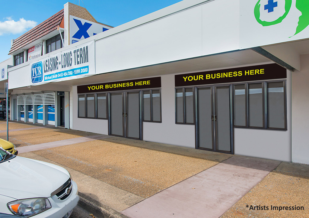 COMMERCIAL LONG TERM LEASE OPPORTUNITY