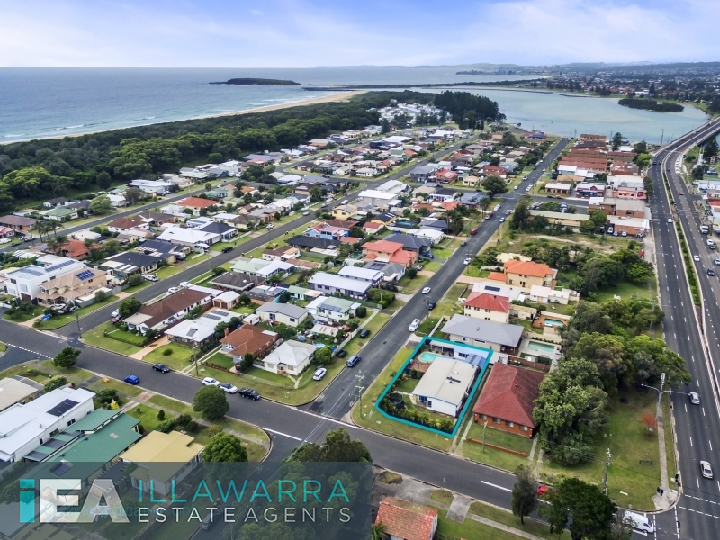 Size, Space and just steps to Windang Beach – New Price!