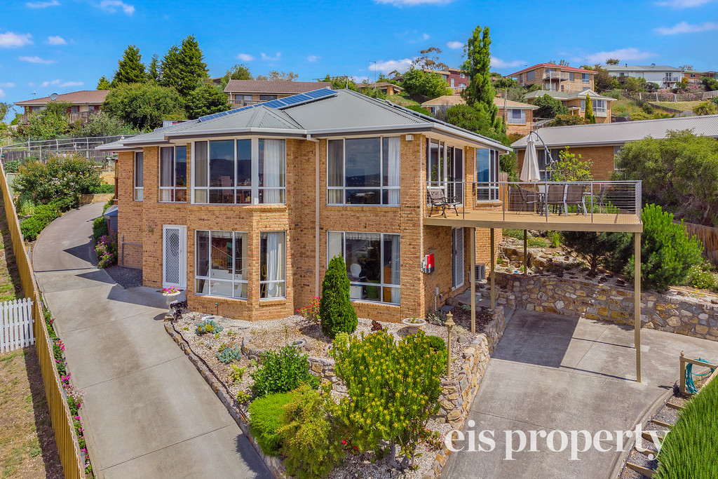 Sun-drenched, versatile home with views and a few surprises!