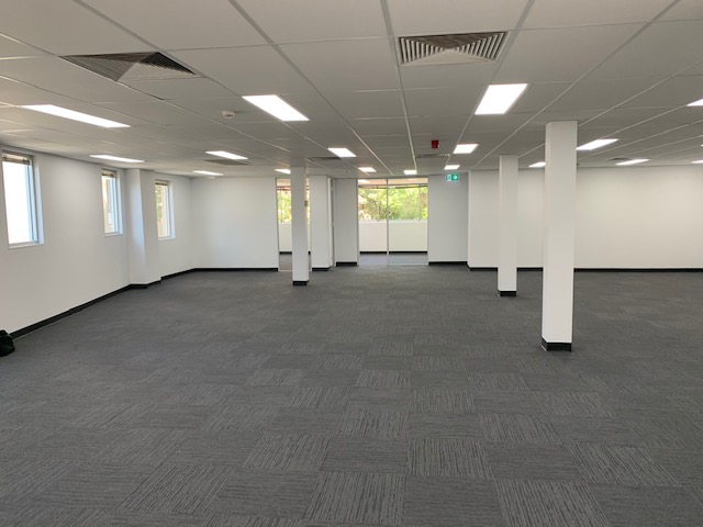 FULLY REFURBISHED OFFICE