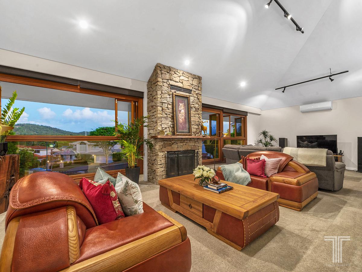 Exquisite Living Over Three Luxury Levels