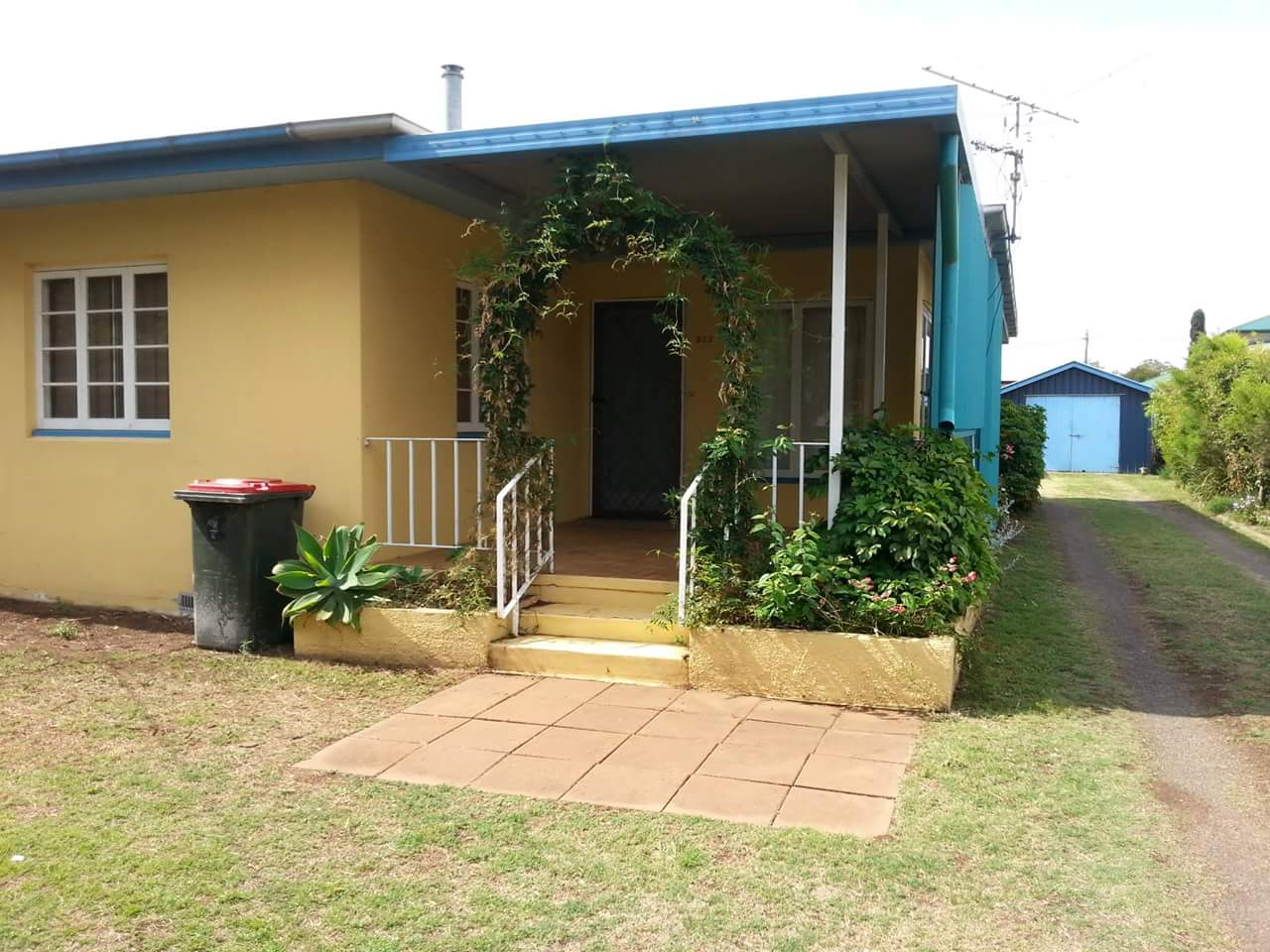 AFFORDABLE FAMILY HOME – SHED SPACE GALORE