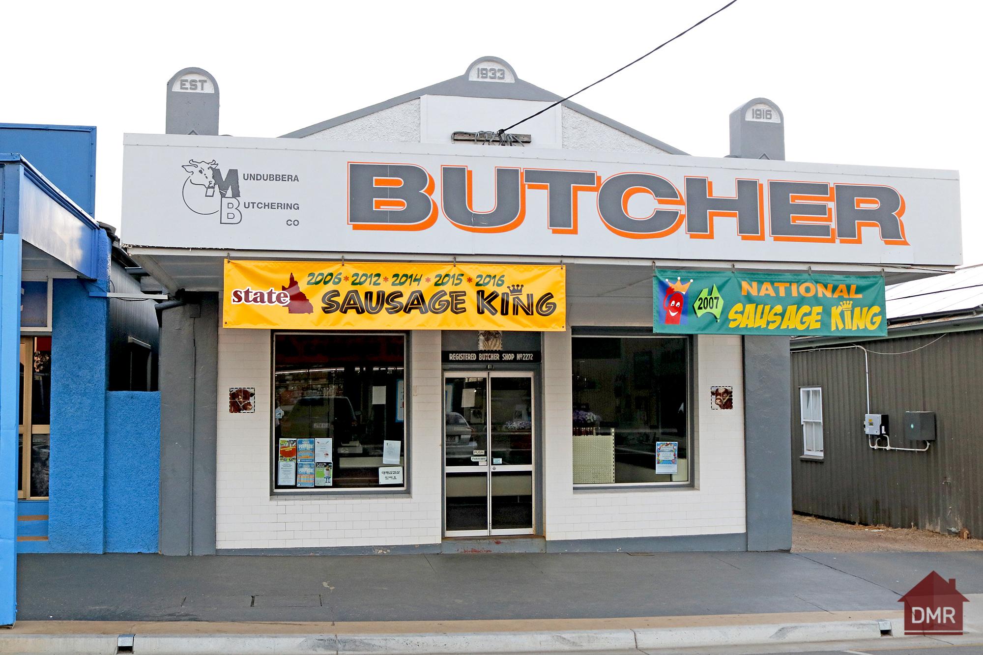 Highly Regarded Butcher Shop For Sale