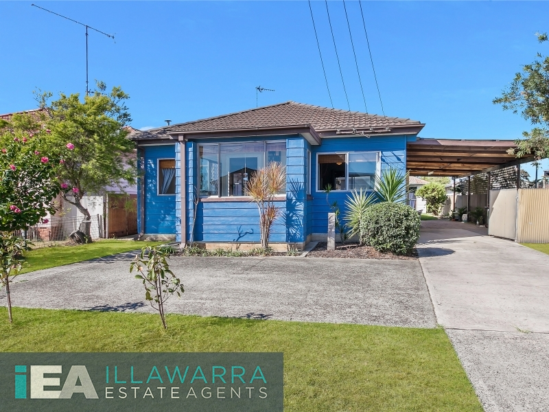 Well maintained entry level home