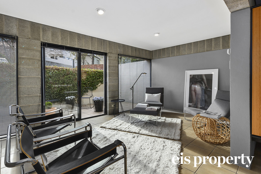 Modern Two Bedroom Townhouse