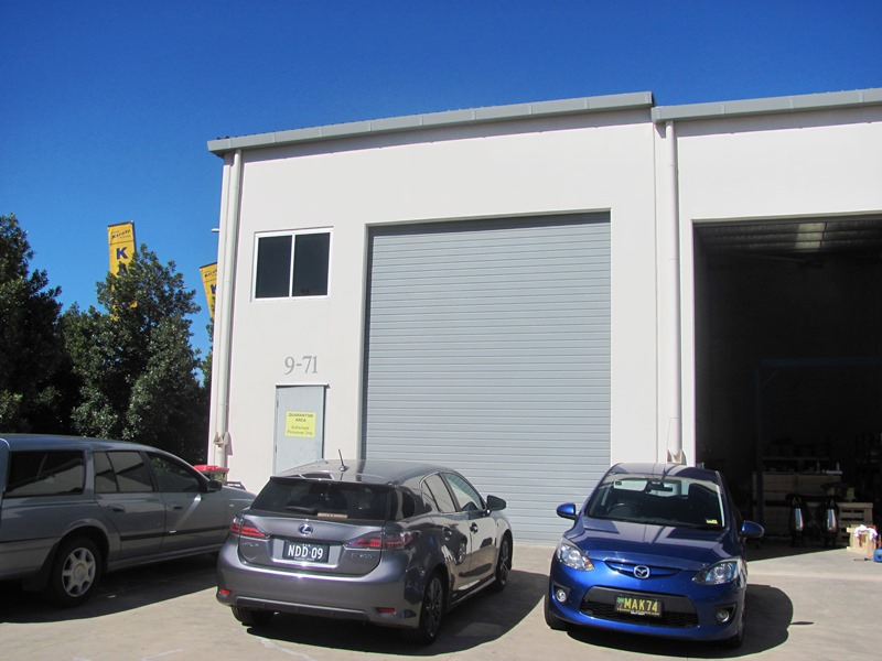 Clean & Neat High-Bay Storage or Workshop – Priced to Lease now!